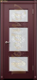 Камелия 3 - Woodway - межкомнатные двери, Киев, дешево