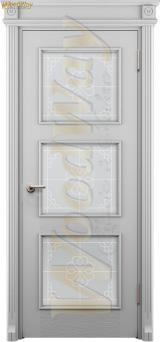 Орхидея 3 - Woodway - межкомнатные двери, Киев, дешево