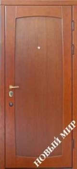 Новый мир Новосел 5 - Входные двери, Входные двери в дом