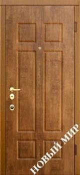 Новый мир Новосел 7 - Входные двери, Входные двери в дом