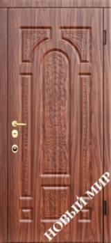Новый мир Новосел 7 - Входные двери, Новый Мир - входные двери для дачи