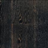 Паркетная доска Wood Bee дуб antik black - Полы, Паркетная доска