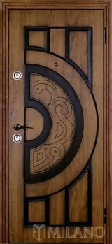 Милано Аццеро - Входные двери, Milano - двери в квартиру