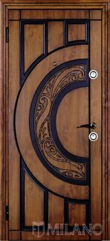 Милано Альбори - Входные двери, Milano - купить входные металлические двери Киев