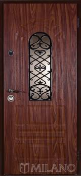 Милано Бали - Входные двери, Milano - купить входные металлические двери Киев