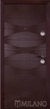 Милано Баттерфляй - Входные двери, Milano - двери в квартиру