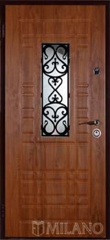 Милано Дакар - Входные двери, Milano - купить входные металлические двери Киев