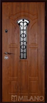 Милано Дели - Входные двери, Milano - купить входные металлические двери Киев