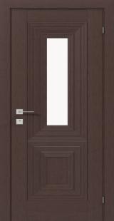 Paola со стеклом - Межкомнатные двери, Rodos - ламинированные двери, Киев
