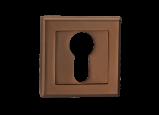 Накладка дверная под цилиндр E8a - MVM - купить фурнитуру для дверей
