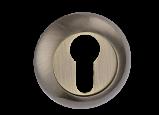 Накладка дверная под цилиндр E9a - MVM - купить фурнитуру для дверей