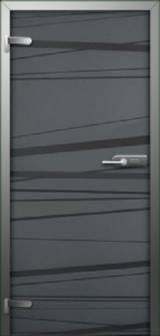 Inter Vetro Entropia - Межкомнатные двери, Стеклянные двери