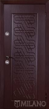 Милано ЕвроСтар - Входные двери, Milano - купить входные металлические двери Киев