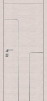 F 31 - Межкомнатные двери, Fusion - шпонированные межкомнатные двери
