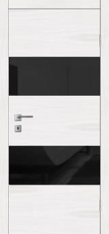 F 18 - Межкомнатные двери, Белые шпонированные двери