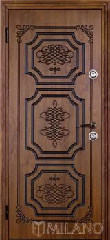 Милано Феррози - Входные двери, Milano - купить входные металлические двери Киев