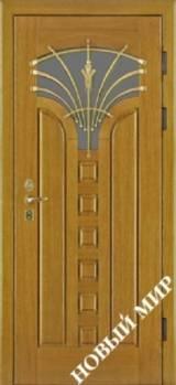 Новый мир Лотос - Входные двери, Новый Мир - входные двери для дачи
