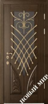 Новый мир Азия - Входные двери, Входные двери в дом