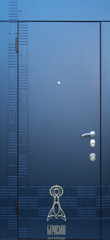 Берислав Тетрис М-4 - Входные двери, Входные двери в дом