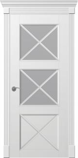 Рим Итальяно ПО - Межкомнатные двери, Provance - межкомнатная дверь белая