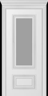 Мадрид ПО - Межкомнатные двери, Provance - межкомнатная дверь белая