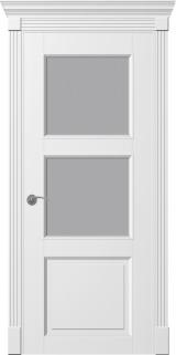 Рим ПО - Межкомнатные двери, Provance - межкомнатная дверь белая
