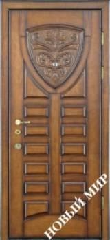 Новый мир Прага - Входные двери, Входные двери в дом