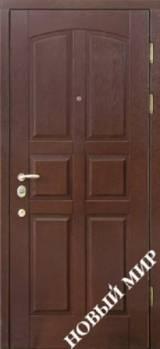 Новый мир Днепровская - Входные двери, Новый Мир - входные двери для дачи