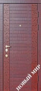 Новый мир Бунгало - Входные двери, Новый Мир - входные двери для дачи
