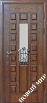 Новый мир Батуми - Входные двери, Новый Мир - входные двери для дачи