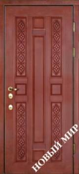 Новый мир Гуцулка - Входные двери, Новый Мир - входные двери для дачи