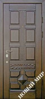 Новый мир Ретро - Входные двери, Новый Мир - входные двери для дачи