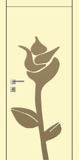 FL16 - Межкомнатные двери, Окрашенные двери
