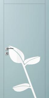 FL17 - Межкомнатные двери, Окрашенные двери