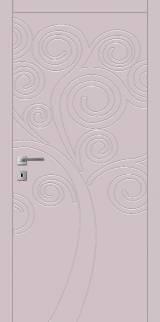 FL9 - Межкомнатные двери, Окрашенные двери