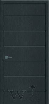 WakeWood Forte 08 - Межкомнатные двери, Wakewood - межкомнатные двери ламинированные цена