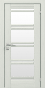 Angela со стеклом - Rodos - двери межкомнатные, купить