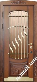 Новый мир Садыба - Входные двери, Новый Мир - входные двери в квартиру Киев
