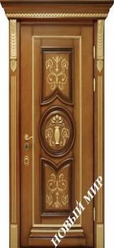 Новый мир Парадная - Новый Мир - входные двери от производителя, Киев