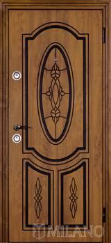 Милано Грацио - Входные двери, Milano - купить входные металлические двери Киев