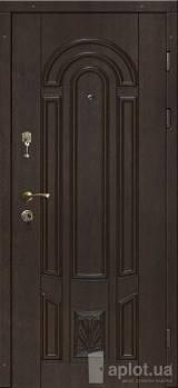 К 1006 - Входные двери, Aplot - двери в дом, Киев