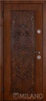 Милано Кипарис - Входные двери, Milano - двери в квартиру