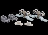 Комплект фурнитуры для раздвижной системы SD-100 - MVM - купить фурнитуру для дверей