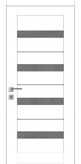 L-12.M  - Межкомнатные двери, Белые двери