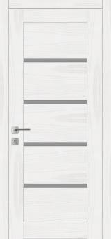 L-1 - Межкомнатные двери, Белые двери шпонированные