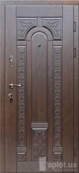 Л 4008 - Входные двери, Aplot - двери в дом, Киев