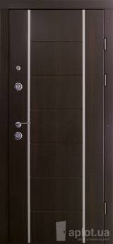М 3001-2 - Входные двери, Aplot - двери входные в квартиру