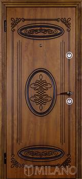 Милано Маркони - Входные двери, Milano - купить входные металлические двери Киев