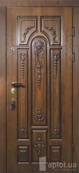 П 2008 - Входные двери, Aplot - двери в дом, Киев