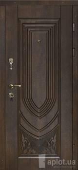 П 2011 - Входные двери, Aplot - двери в дом, Киев